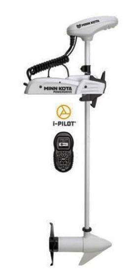 Motor Elétrico Minn Kota Power Drive Riptide 55lbs C/i-pilot