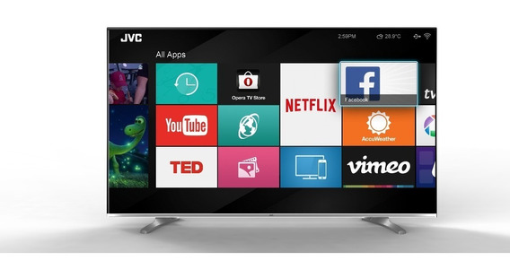 Led 32 Hd Smart Tv Jvc Lt32da770 Envío Gratis