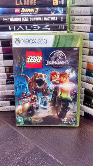 Lego Jurassic Park World Xbox 360 Original Frete 12