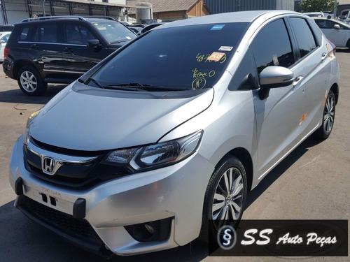Suacata Honda Fit 2015 - Somente Retirar Peças
