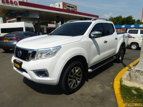 Nissan Frontier Np 300 At 2500cc 4x4