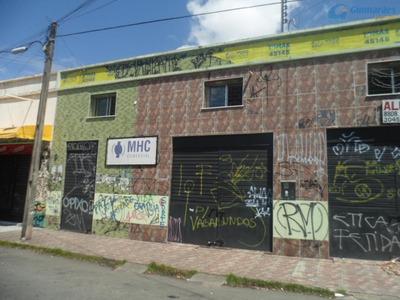 Loja Comercial À Venda, Benfica, Fortaleza. - Lo0011