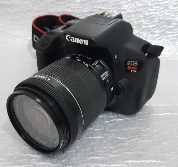Canon T5i 18-55mm Novissima