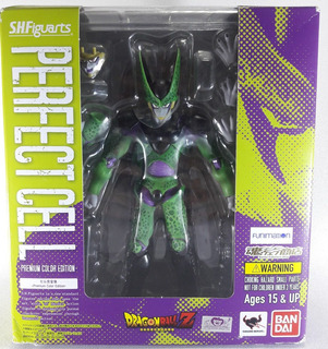 Bandai Tamashii Nations S.h. Figuarts Perfect Cell - Asgard
