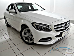 Mercedes Benz Classe C 1.6 Avantgarde Turbo 4p 5 P