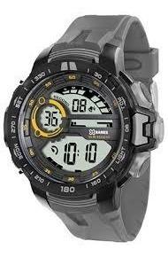 Relógio Masculino Xmppd374 X-games 1 Ano De Garantia