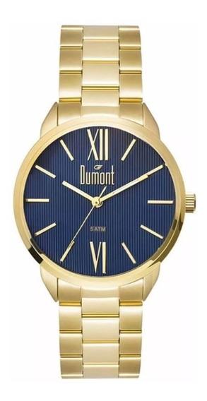 Relógio Dumont Du2036mfg/4a