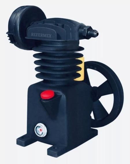 Cabezal Para Compresor 1hp Caballo De Fuerza Nuevo