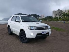 Toyota Fortuner 2010 4x4 3.000cc