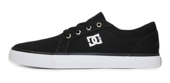 Tênis Skatista Dc Shoes Episo Preto/branco Original + Frete