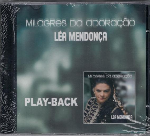 Playback Léa Mendonça - Milagres Da Adoração [original]