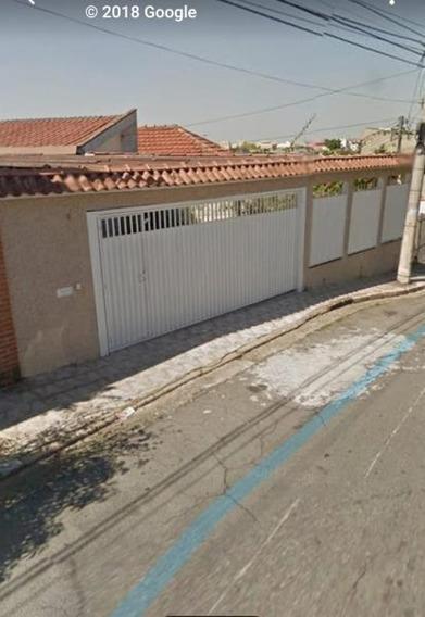 Casa Para Venda Em Santo André, Vila Alto De Santo Andre, 4 Dormitórios, 2 Banheiros, 3 Vagas - Sa312it
