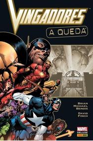 Vingadores: A Queda - Marvel Deluxe - Marvel