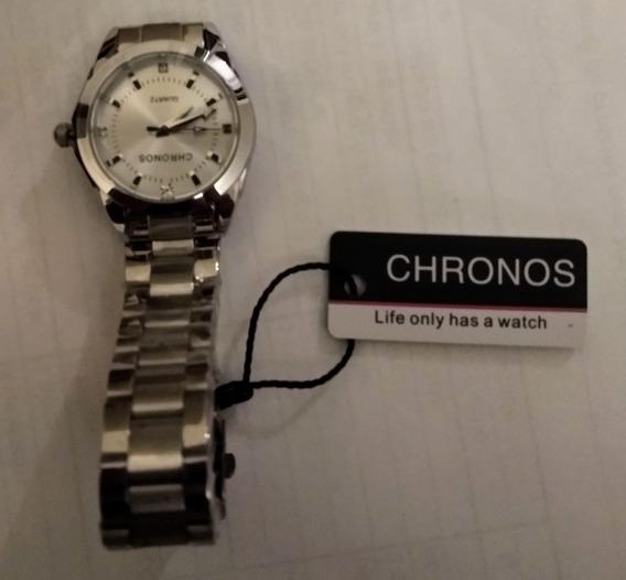 Chronos - Relógio Feminino A Prova D