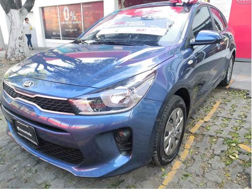 Kia Kia Rio Sedan 2020 4 Pts. L, 1.6 L Mpi Tm6, A/ac, Ve De