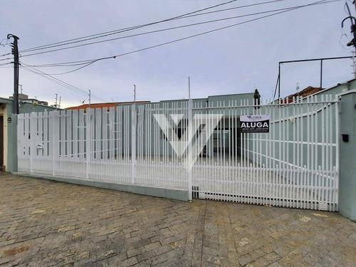 Casa Com 2 Dormitórios, Venda Ou Alugar - Vila Carvalho - Sorocaba/sp - Ca1605