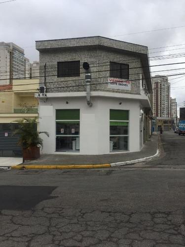 Prédio Comercial À Venda, Tatuapé, São Paulo. - Pr0278