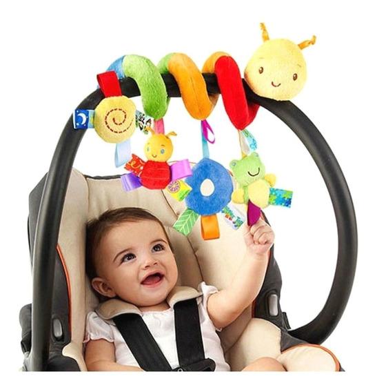 Promoção * Móbile Chocalho Bebê Centopeia Espiral Carrinho