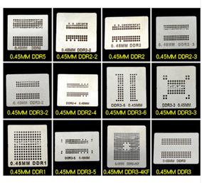 Memória Ddr Calor Direto Stencil Bga Reballing Xbox Ps3 Ps4