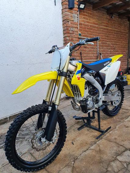 Suzuki Rmz 250 2018 Sin Uso! - Usa - No Crf Yzf Kxf