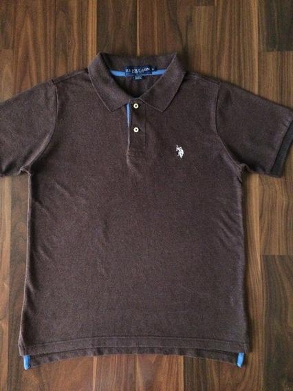 Camisa Polo Masculina Uspa P Original Nova Oferta Importada