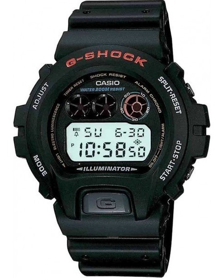 Relógio Casio G Shock Dw6900-1vdr. N Fiscal. Leia O Anúncio