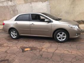 Toyota Corolla 1.8 16v Xli Flex 4p 2010