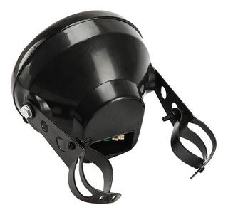 Set De Brackets Soporte Para Foco Principal De Moto Chopper