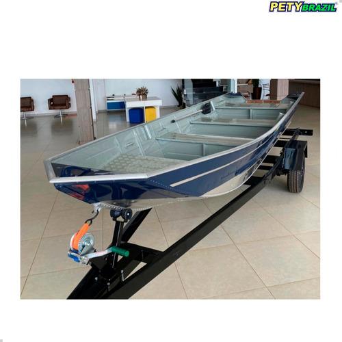 Barco Pety Brasil Amazonas 500 Sl