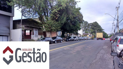 Terreno Localizado(a) No Bairro Marechal Rondon Em Canoas / Canoas - G3039