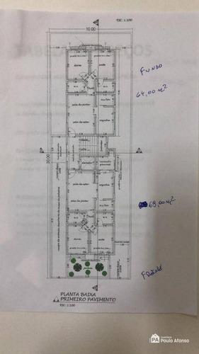 Apartamento Com 2 Dormitórios À Venda, 69 M² Por R$ 200.000,00 - Jardim Das Azaléias - Poços De Caldas/mg - Ap1574