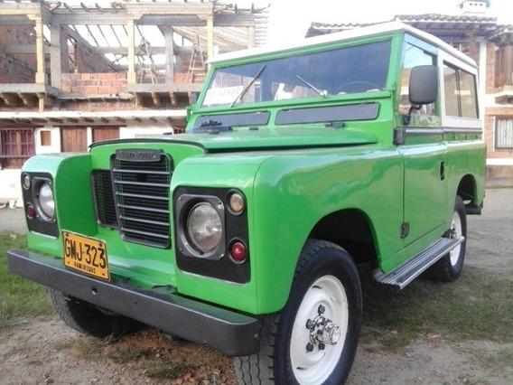 Land Rover 4*4