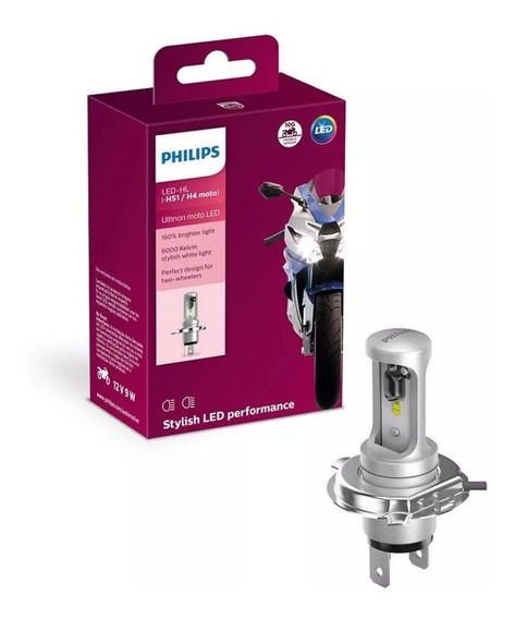 Lâmpada Ultinon Led Philips H4