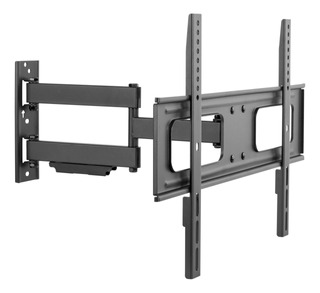 Soporte Tv Full-motion Macrotel 37-70 Pulg 35kg Cable Hdmi