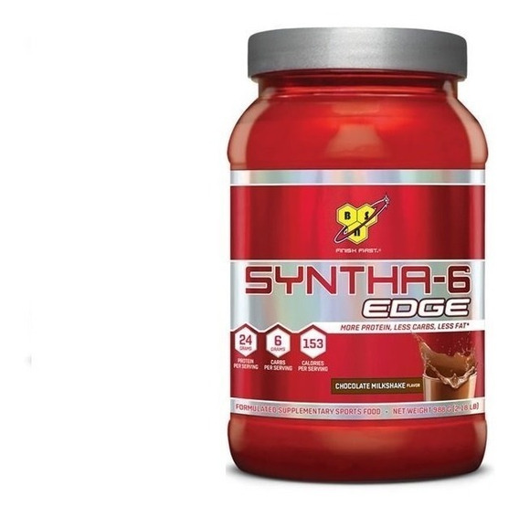 Syntha Edge Bsn 2 Libras - Pura Proteina