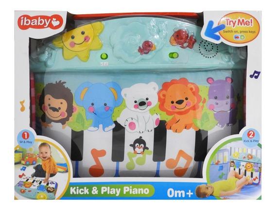 Piano De Tela Musical Con Luz 1556348 E.full