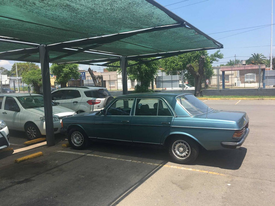 Mercedes-benz 250 1981