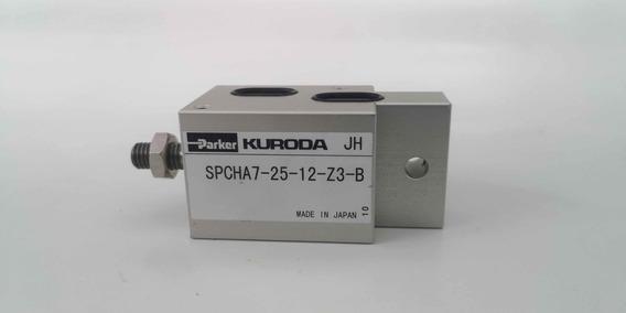 Válvula Parker Kuroda Jh Spcha7-25-12-z3-b