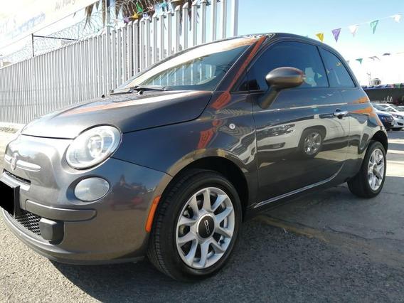 Fiat 500 Easy 2016