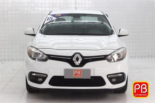 Renault Fluence 2.0 Dynamique 16v Flex 4p Automático 2014/20