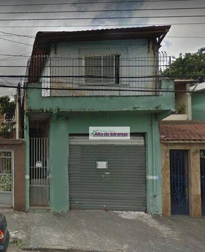 Casa Com 7 Dormitórios À Venda, 250 M² Por - Vila Gumercindo - São Paulo/sp - Ca0279