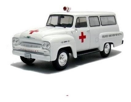 Coleção Miniaturas Carros De Serviços Chevrolet Amazona N61