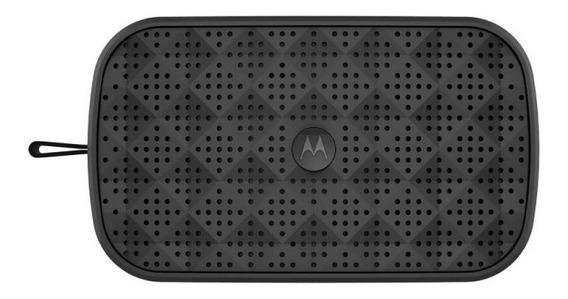 Caixa De Som Portatil Motorola Sonic Play 150 Bluetooth Este