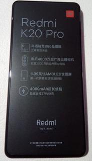 Xiaomi Mi9tpro K20pro Exclusivo 12gb Ram /512 Gb Rom Sd855+