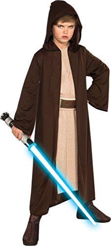 Disfraz De Star Wars Niño De Encapuchado, Túnica