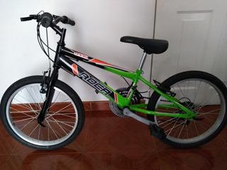 Bicicleta Roca Como Para Niños De 7 A 10 Años