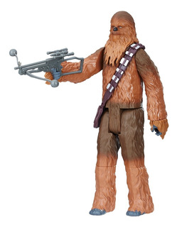 Muñeco Star Wars Hasbro E2988 Chewbacca 30 Cm Hero Series