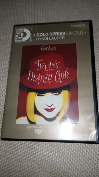 Cyndi Lauper - Twelve Deadly Cyns And Then Some (kit Dvd+cd)