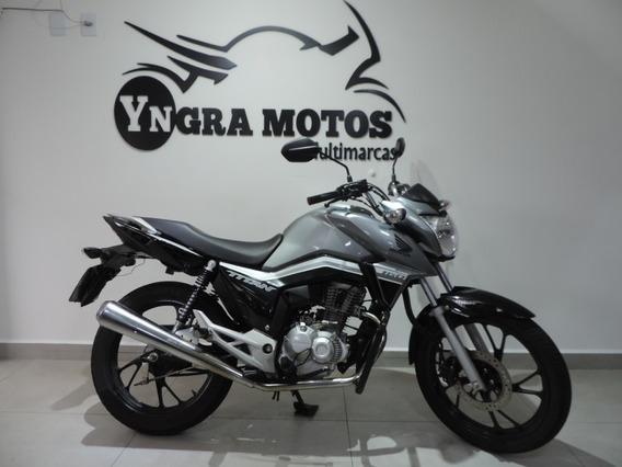 Honda Cg 160 Titan 2019 Nova