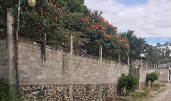 Terreno Campestre En 28 De Agosto / Jiutepec - Arc-205-tca